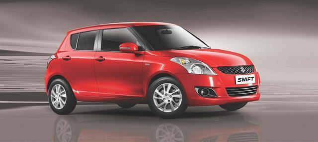 New Maruti Suzuki Swift Exterior Red Color Right Side View Wallpaper 7