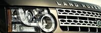 Land Rover Discovery 4 Exterior Front Grille Head Lamp