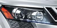 Mahindra XUV 500 Static Bending Head Lamps