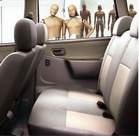 Maruti Suzuki Estilo Interior Back Seating Arrangement