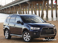Mitsubishi Outlander WallPaper