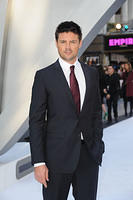 Karl Urban attends the UK Premiere of Star Trek Into Darkness at The Empire Cinema 2