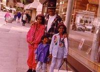 Sonam Kapoor is in pink in her Childhood photo