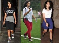 aamir khan daughter ira khan at dangal sucess party