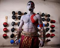Carl Froch God of War Ascension 3